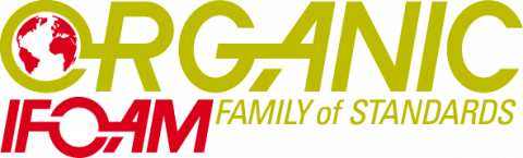 IFOAM Family of Standards Logo